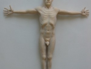 Christ Figure (Public Collection Paris)