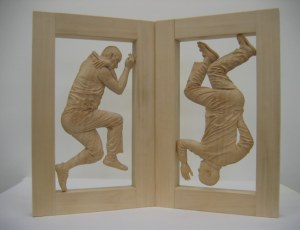 Twin Diptych(Coll.Australia)